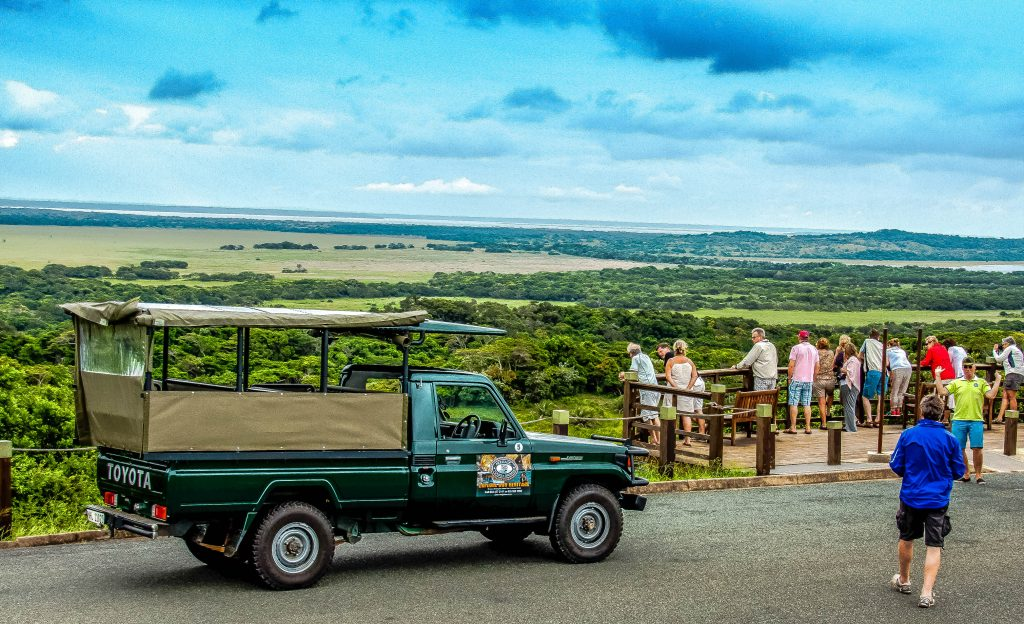 full day isimangaliso wetland park safari tour