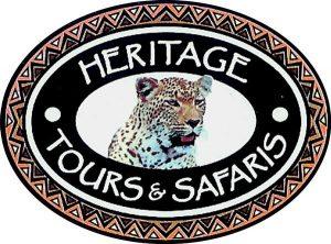 heritage tours & safaris logo