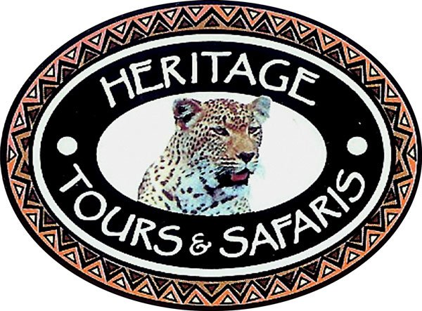 heritage tours & safaris logo